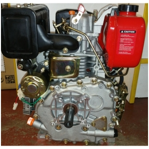 Dyzelinis variklis SUPTEC HM-178F be starterio