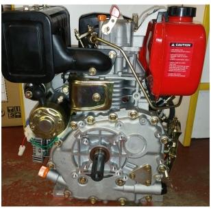 Dyzelinis variklis SUPTEC HM-178FE su starteriu