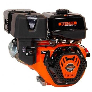 Benzininis variklis ASTOR BBS420X  / ASTOR BS-190F