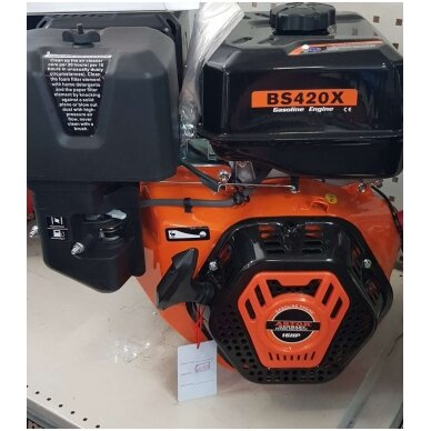 Benzininis variklis ASTOR BBS420X  / ASTOR BS-190F 2
