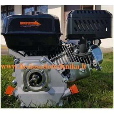 Benzininis variklis ASTOR BS220X 9