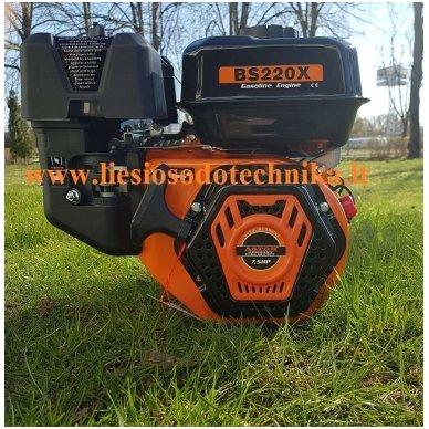 Benzininis variklis ASTOR BS220X 2