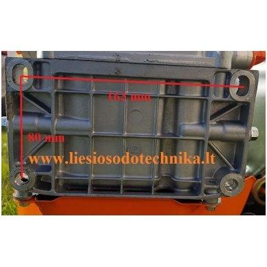 Benzininis variklis ASTOR BS220X 10