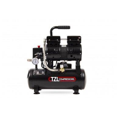 Betepalinis oro kompresorius TZL-9H