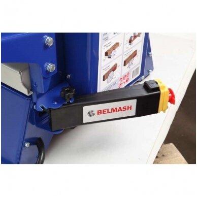 Daugiafunkcinės medienos apdirbimo staklės Belmash SDMR-2500 (dviejų peilių) 5