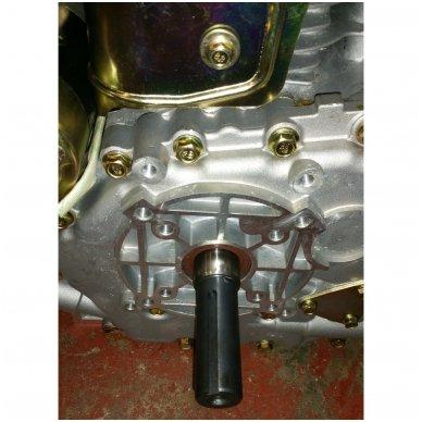 Dyzelinis variklis SUPTEC HM-178F be starterio 6aG 7