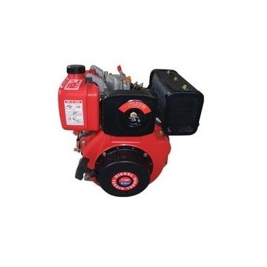 Dyzelinis variklis SUPTEC HM-186F be starterio 10aG