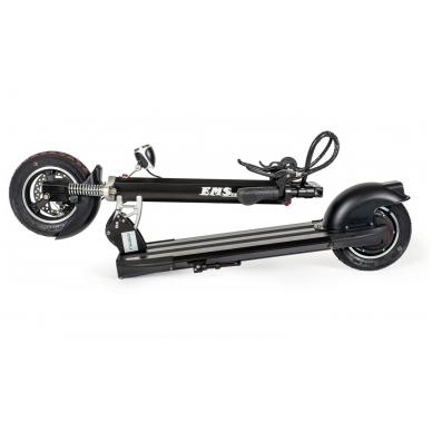 Elektrinis paspirtukas EMScooter Extreme-X13 (juodas) 4