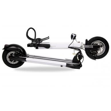Elektrinis paspirtukas EMScooter Extreme-X13 (baltas) 4