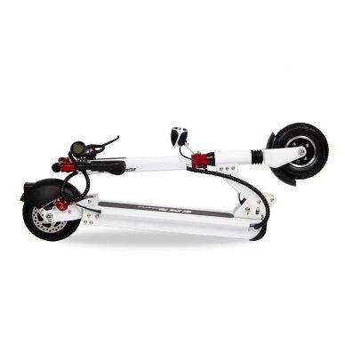 Elektrinis paspirtukas EMScooter Urban-S1 (Baltas) 6
