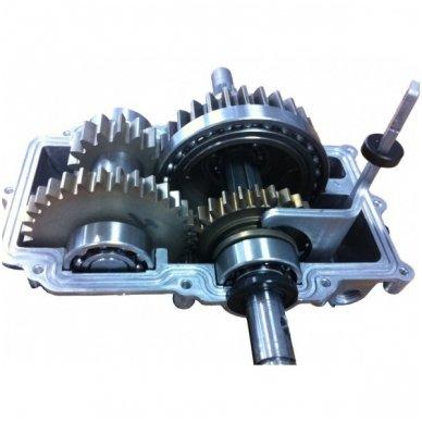 Mini motoblokas / kultivatorius VARIO su B&S varikliu 5