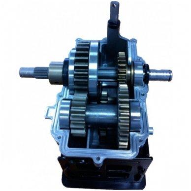Mini motoblokas / kultivatorius VARIO su B&S varikliu 6