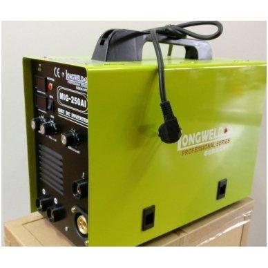 Suvirinimo pusautomatis Longweld MIG-250AI 250A 230V